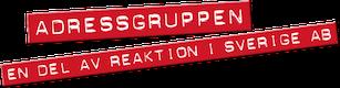 Adressgruppen logo